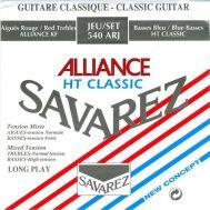 Струны для классической гитары Savarez 540ARJ