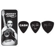 Набор медиаторов Dunlop Johnny Cash Memphis (Medium) JCPT01M