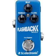 Педаль эффектов T.C. Electronic Flashback Delay Mini