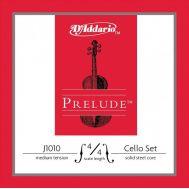 Струны для виолончели D'addario J1010 4/4M