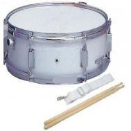 Маршевый малый барабан Brahner MSD-14х5 WH