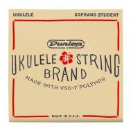 Струны для укулеле-сопрано Dunlop DUQ201 Soprano Student
