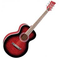 Гитара акустическая Jay Turser JTA-414Q-RSB