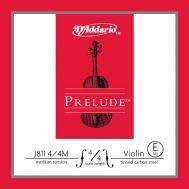"""Струна для скрипки D'Addario J811 4/4M """"E"""""""