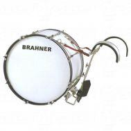 Маршевый бас-барабан Brahner MBD-2412H/WH