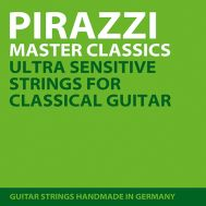 Струны для классической гитары Pirastro Pirazzi Master Classics 588020