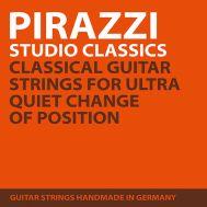 Струны для классической гитары Pirastro Pirazzi Studio Classics 583030